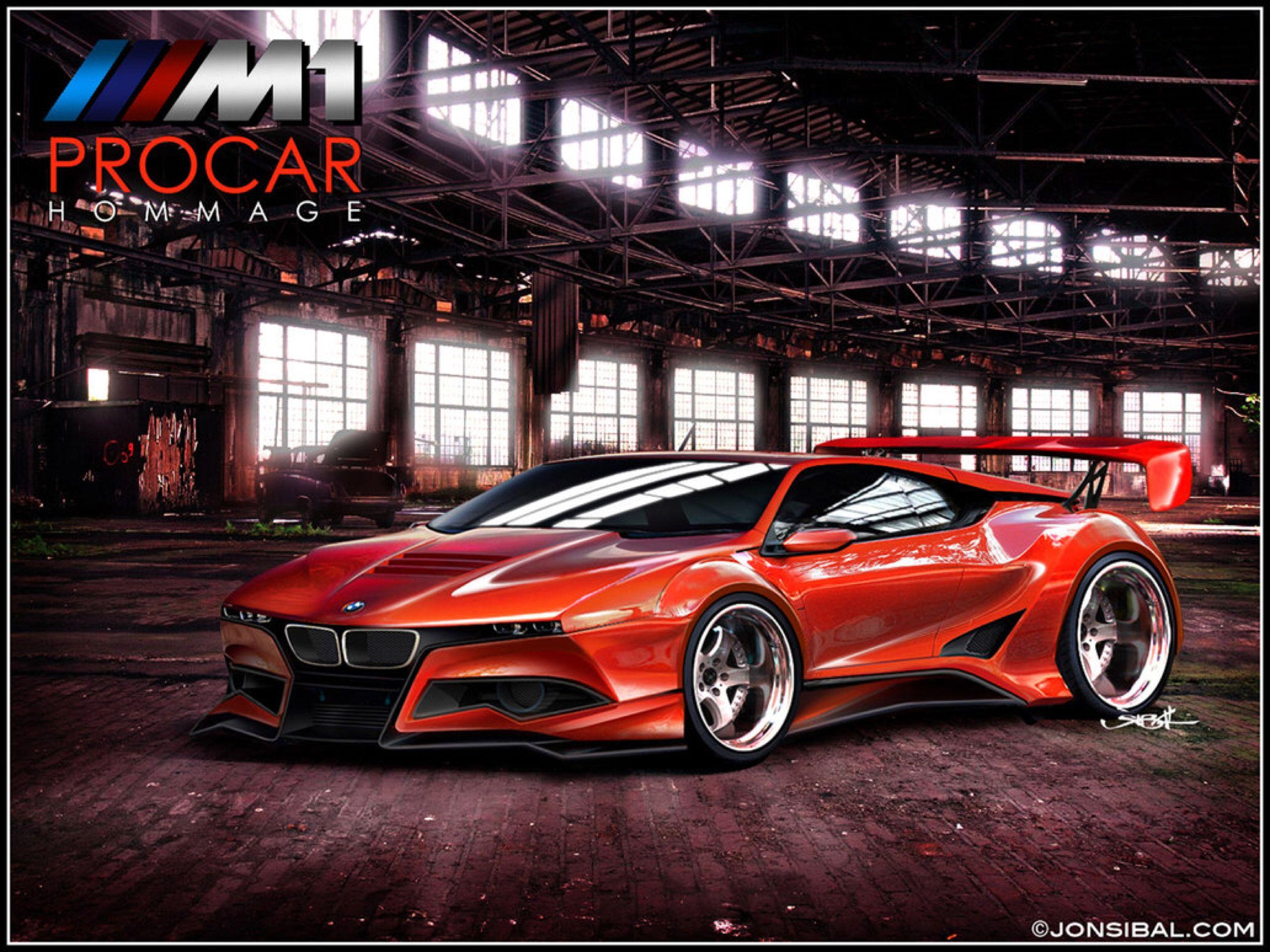 67ed101ddfe BMW M1 PROCAR Hommage by jonsibal on @DeviantArt | concept cars ...