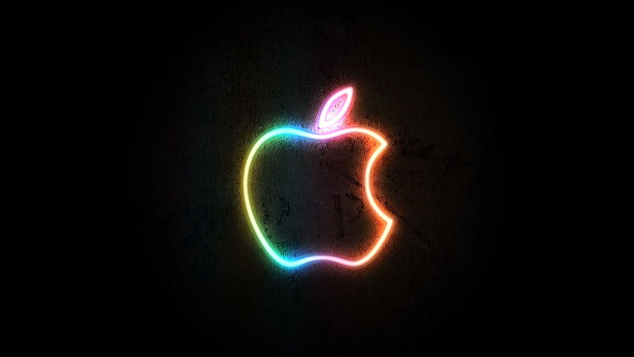 Revelion Cu Apple Desktop Wallpapers Apple Picture Logo Wallpaper Hd Wallpaper Iphone Neon
