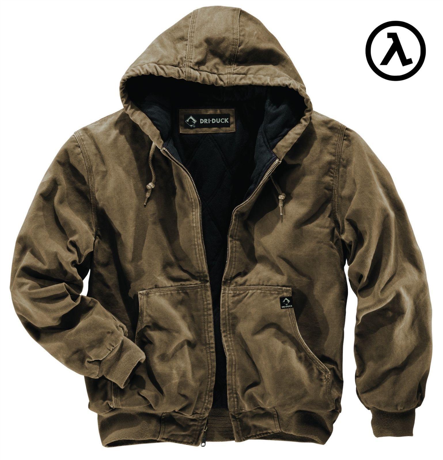 Dri Duck Cheyenne 5020 Men S Work Wear Jacket All Sizes New Mens Jackets Work Jackets Jackets [ 1600 x 1538 Pixel ]
