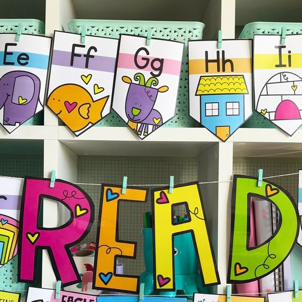 Printable Bulletin Board Letters Good To Know Pinterest