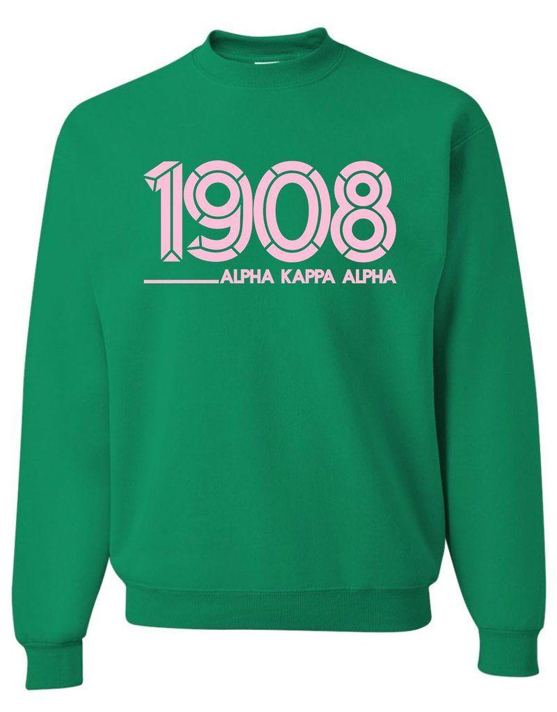 AKA - 1908 Alpha Kappa Alpha Inlines | Alpha Kappa Alpha Sorority ...