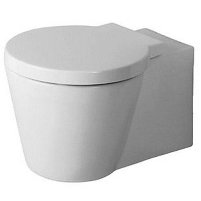 Duravit Toilet Wall Mounted Starck 1 White Washdown Model