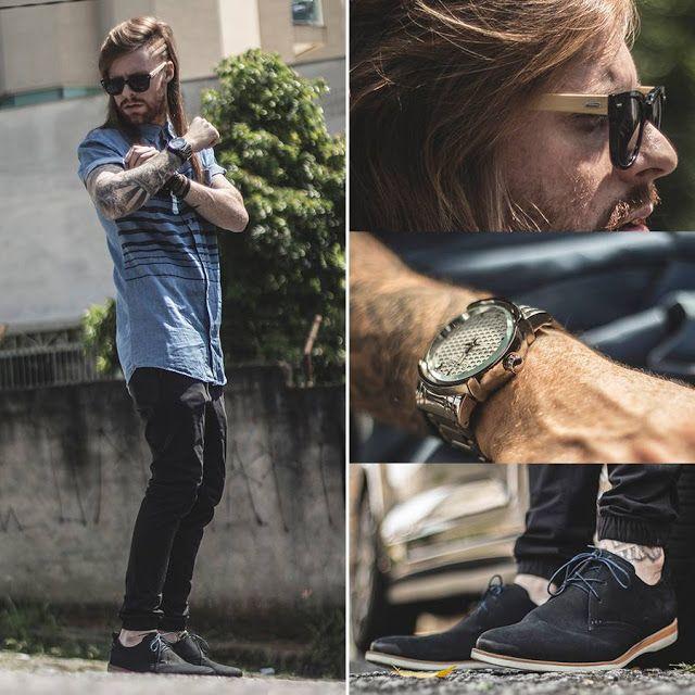 440c03268 Macho Moda - Blog de Moda Masculina   Desafio  10 Peças Essenciais para o  meu Guarda Roupa