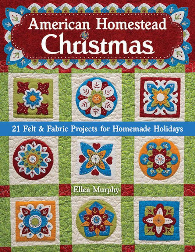 Christmas books on sale at C&T Publishing.  Knock out the middle man and get your projects started now for Christmas.