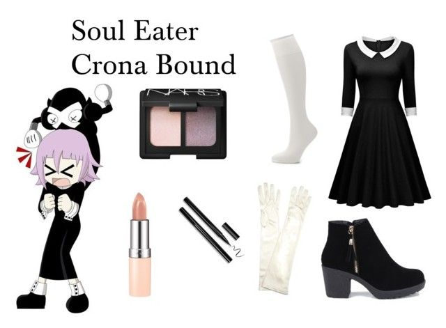 """""""Crona Bound"""" by athena-parthenos ❤ liked on Polyvore featuring art"""