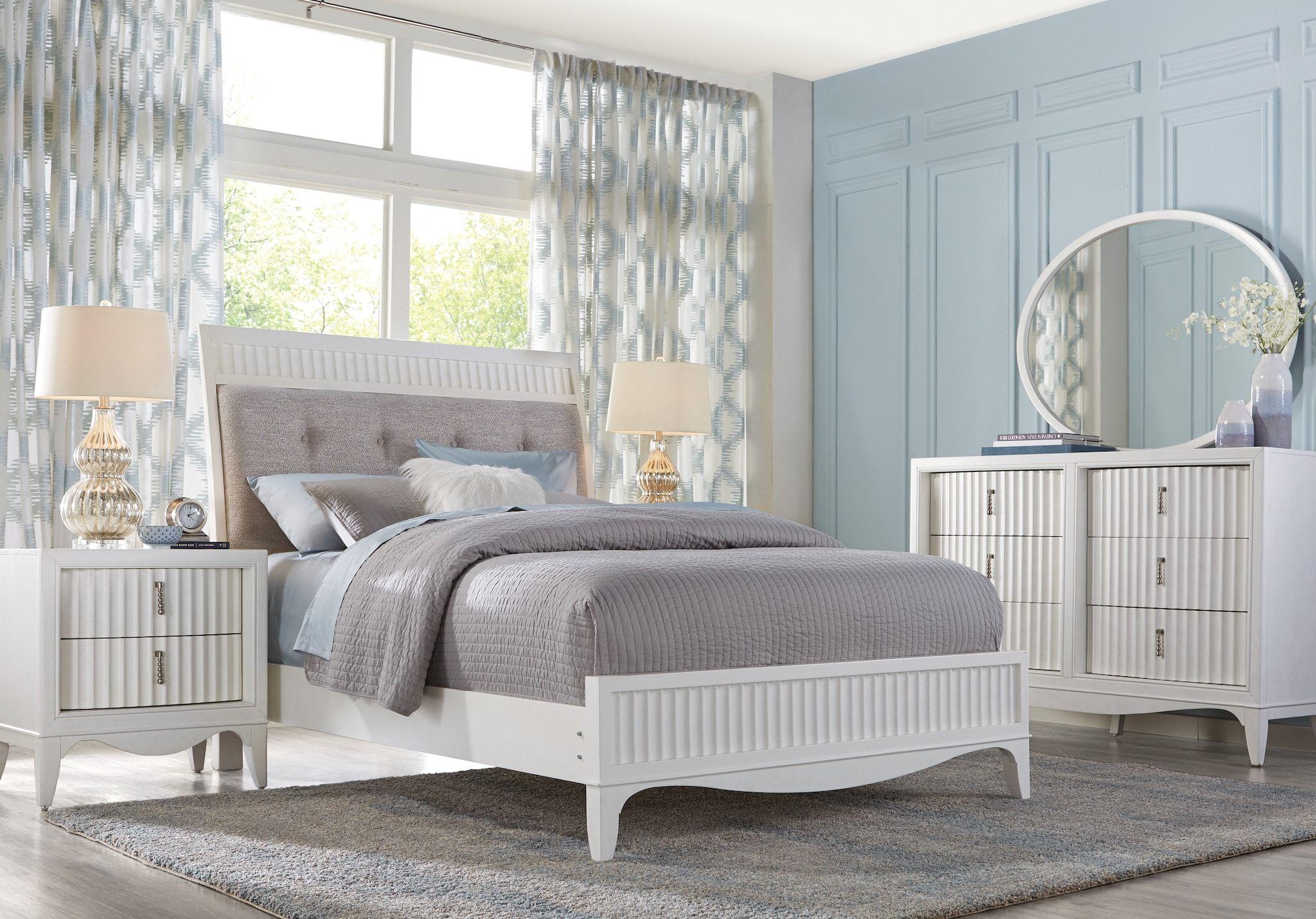 Best White Queen Bedroom Sets For Sale 5 6 Piece Suites 400 x 300