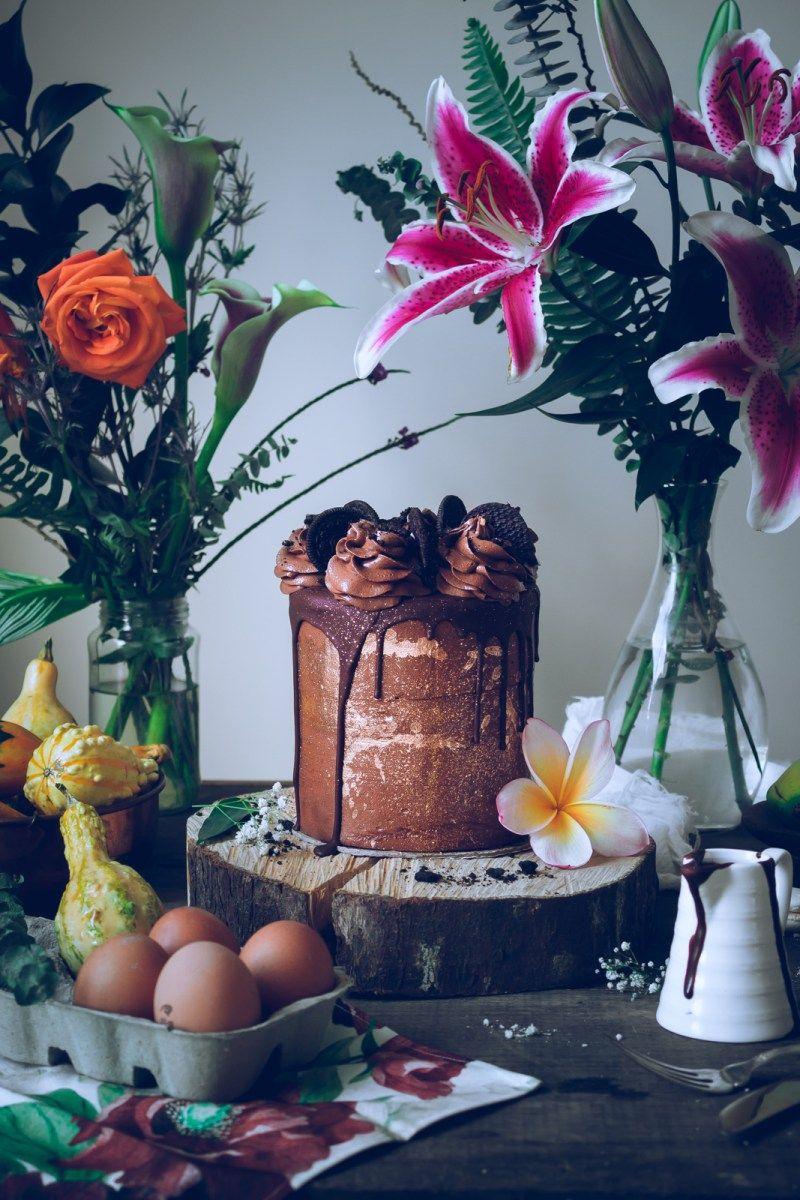 Chocolate Cake 30 g vegetable oil 60 g all-purpose flour 23 g Unsweetened Cocoa powder 1/2 tsp baking powder 1/4 tsp baking soda 100 g sugar (i prefer to use half white and half brown sugar) 1 larg…
