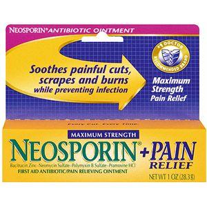 Neosporin Plus Pain Relief Antibiotic/Pain Relieving