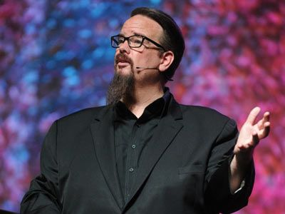 Ed Stetzer, the Executive Director of Gospel Compromise and Ecumenical Outreach … no, wait, he's the Executive Director of LifeWay Research. What was I thinking? Oh, I know, I was thinking about hi…