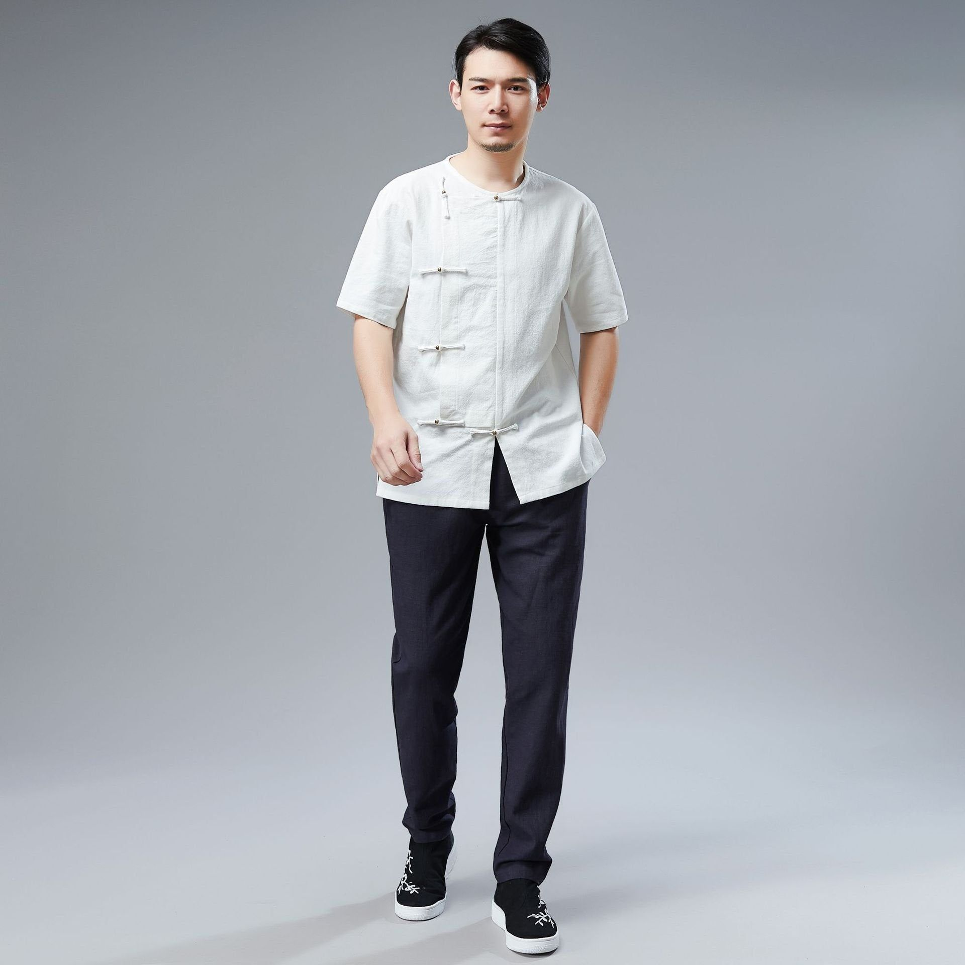 This Item Is Unavailable Men Casual Mens Fashion Casual Loose Linen Pants