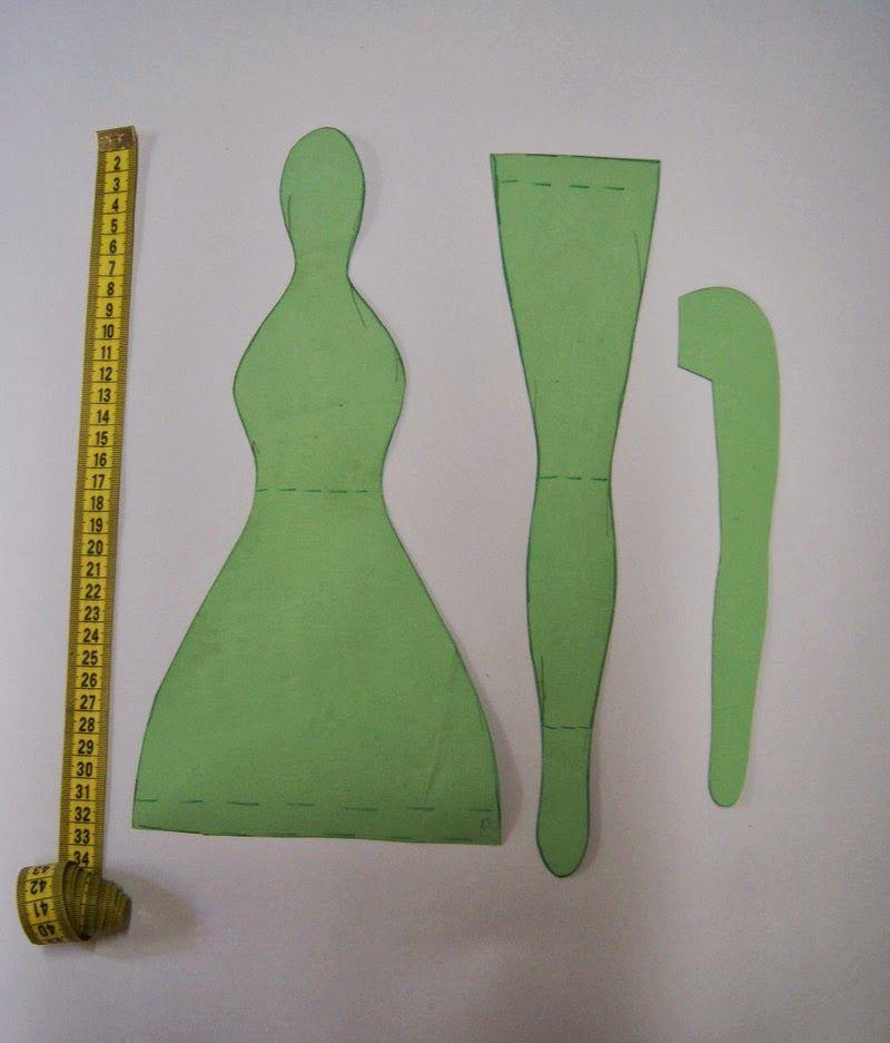 Quer aprender a fazer uma Tilda Costureira? Fica aqui um passo-a-passo para…