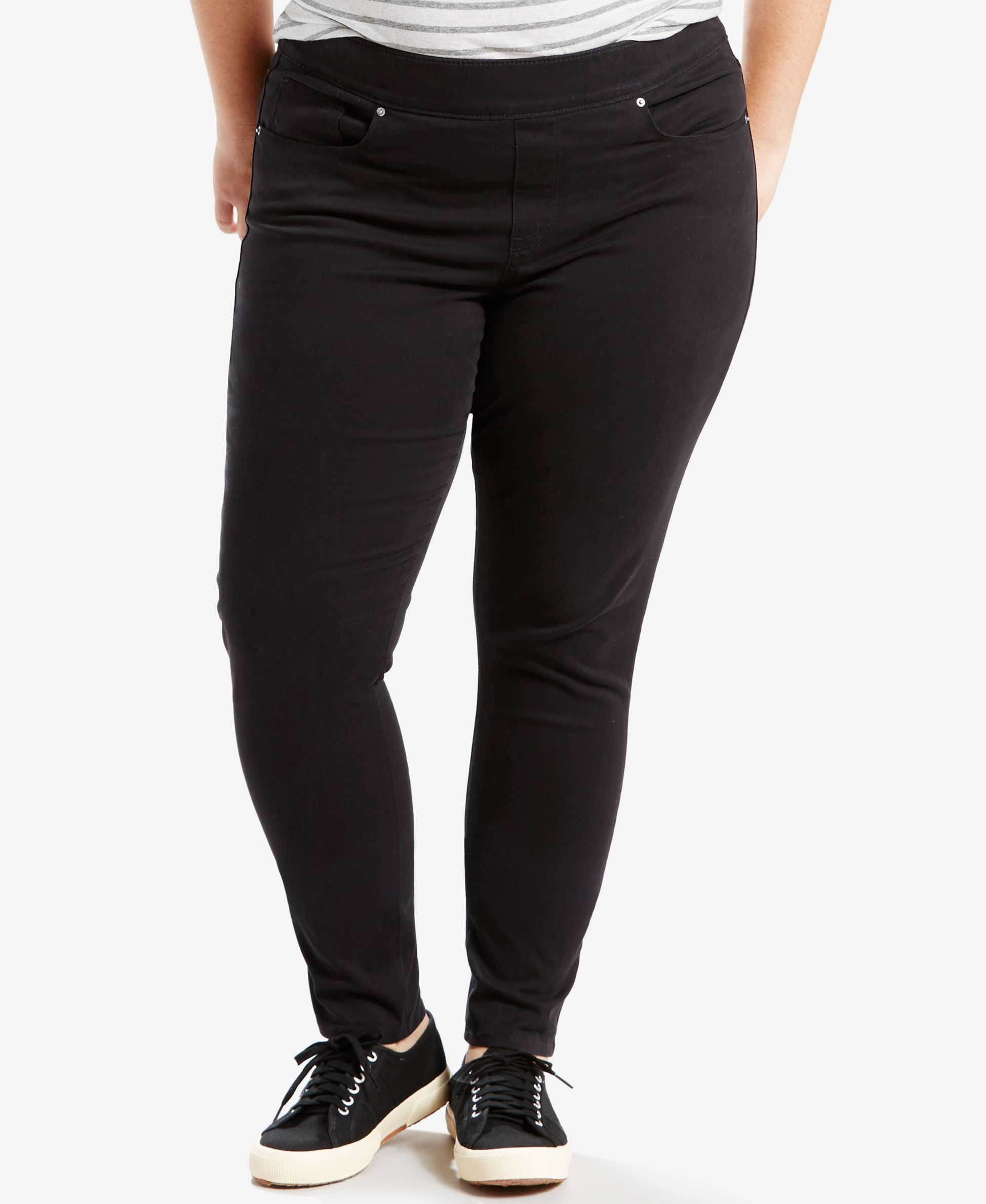 Levi's® Plus Size Pull-On Jeggings | Levis, Plus size and Shops