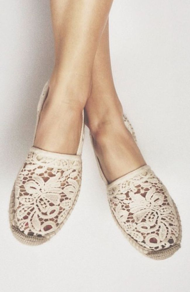 Os confieso que cuando llega el verano una de las primeras compras que hago son unas zapatillas de esparto, ya que las de años pasado...