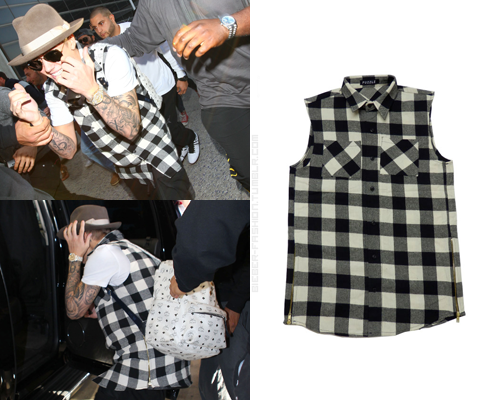 Justin Bieber Fashion My Style Pinterest Checked shirts and