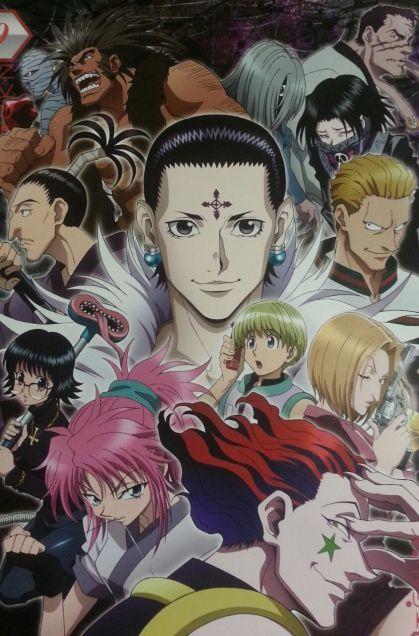 Anime Fans For Anime Fans Hunter X Hunter Hunter Spider