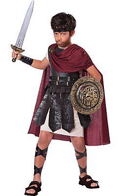 Boys Warrior u0026 Knight Costmes - Kids Knight u0026 Warrior Costumes  sc 1 st  Pinterest & Boys Spartan Warrior Costume | Halloween | Pinterest | Warrior ...