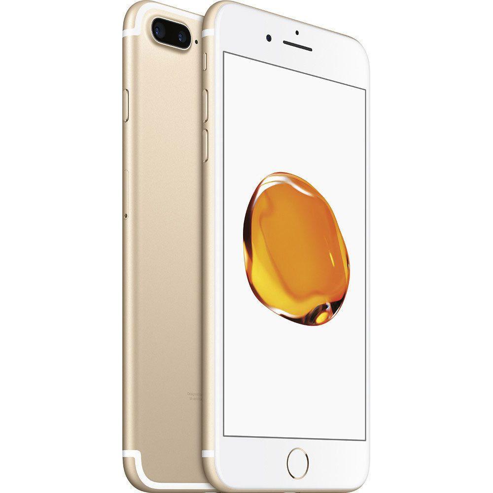 Apple Iphone 7 Plus Gold 128gb 4g Lte 12 0 Megapixels Gsm