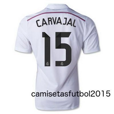 Camiseta Real Madrid Carvajal