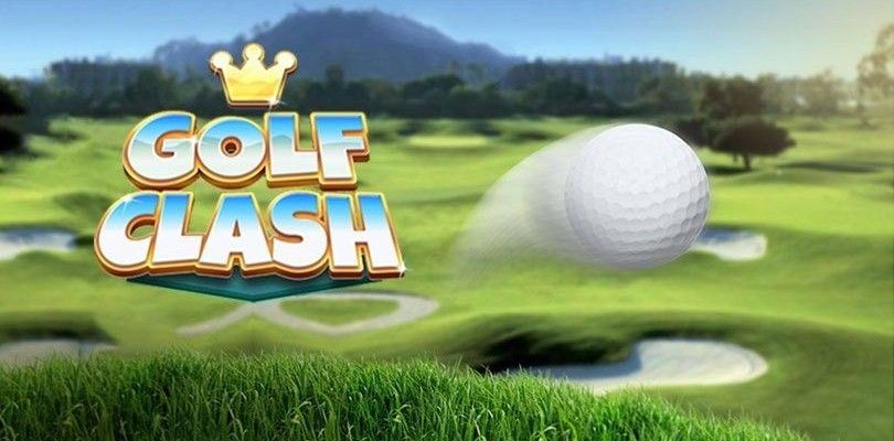 Golf Clash is a unique multiplayer golf simulation game