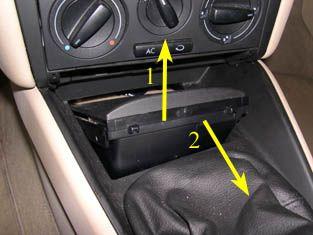 Vwvortex Com Diy Removing Interior Parts E Brake