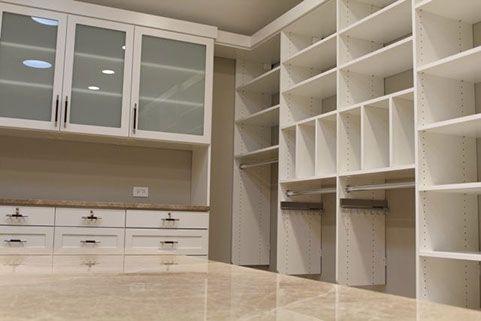 Superbe Walk In Closets | The Closet Butler