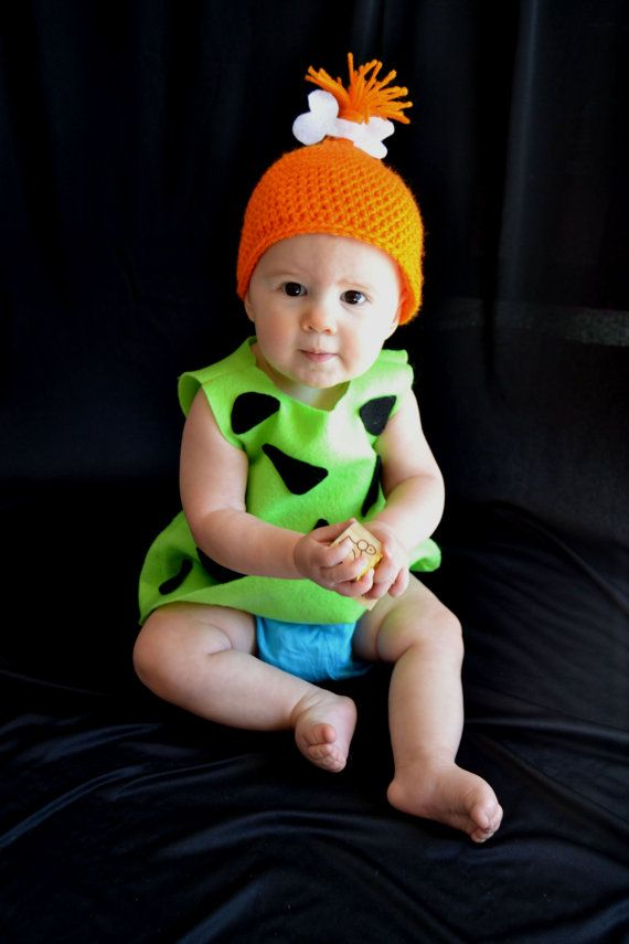This hand-crocheted baby hat is perfect for any little one. Perfect for a costume, photo prop or just keeping warm! Select size. All sizes between