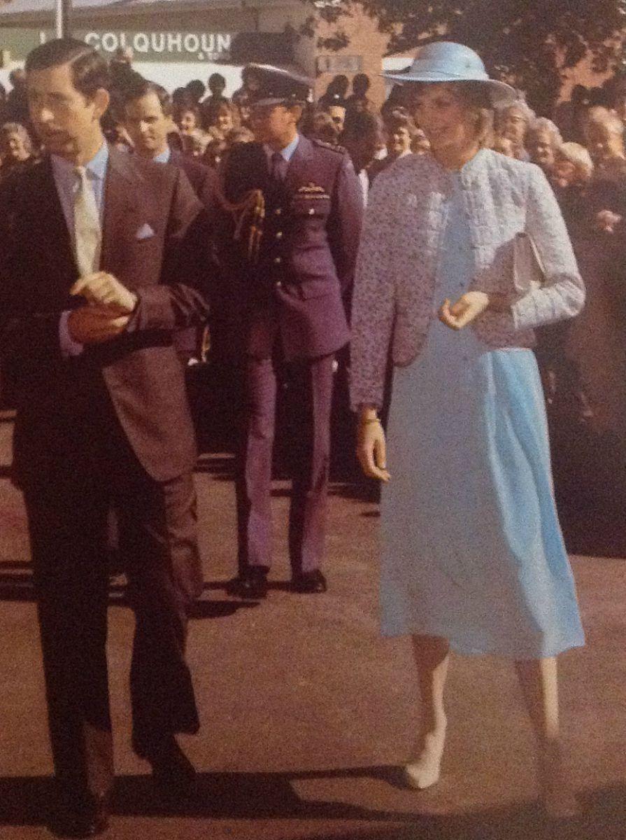 1983Australia Princess diana, Diana, Lady diana