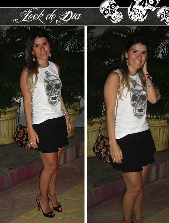 Confiram o look que a Renata escolheu para usar em um jantar essa semana. Gostaram? Vejam mais detalhes no blog!