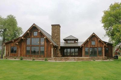 Plan 18846CK: Rustic Mountain Ranch House Plan