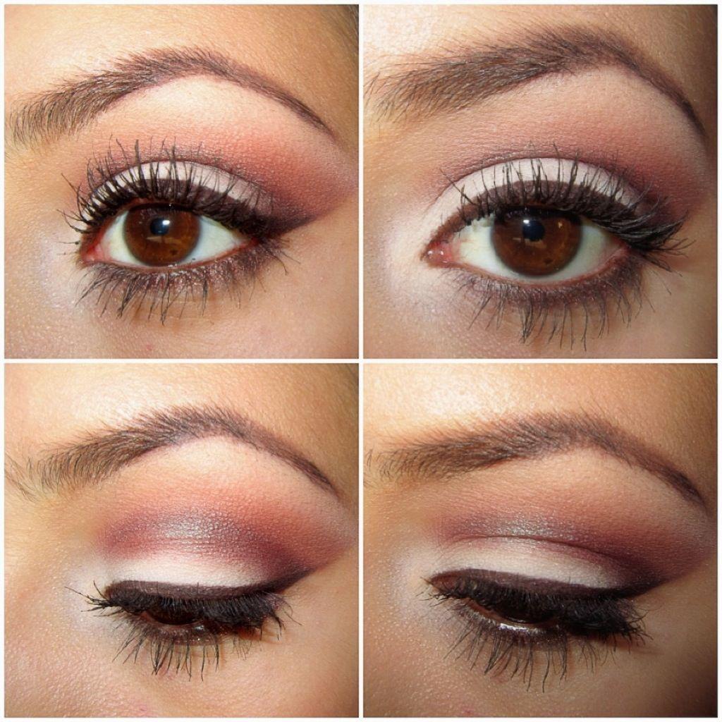 brown eye makeup - Buscar con Google