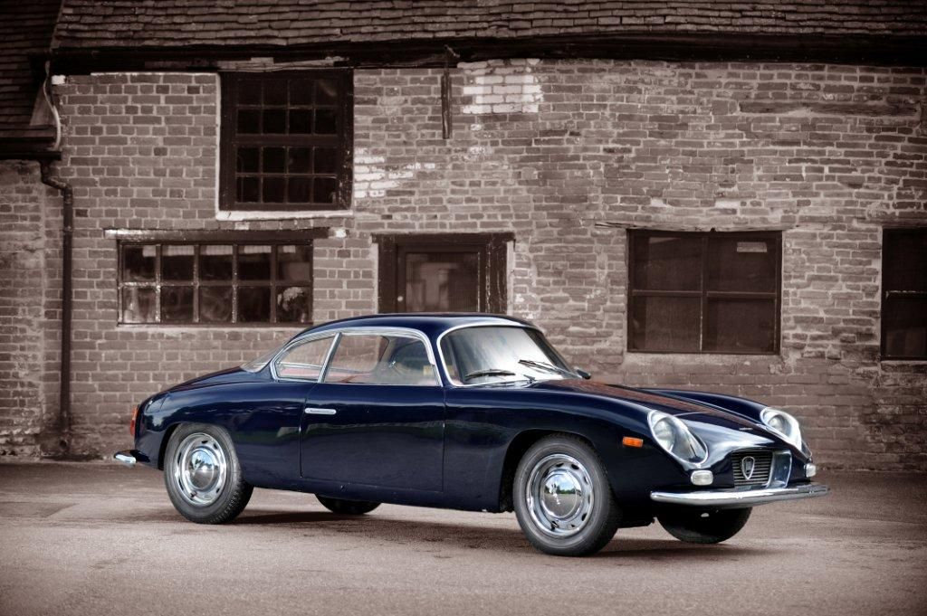 Gte Voiture 1960 Wheels Vintage ZagatoHot Lancia Appia n0kNX8PwO