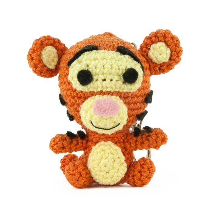 Crochet pattern Tigger – Sabrina's Crochet
