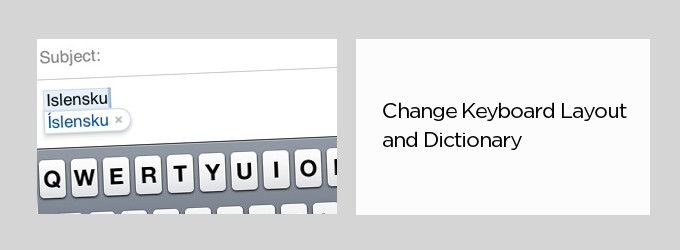 How to Change the Keyboard Layout on iPhone and iPad