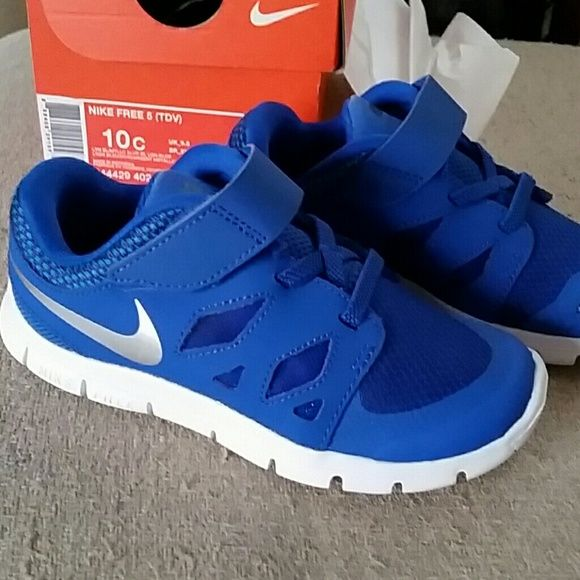 Nike Free 5 Taille 10 Chaussures Pour Enfants