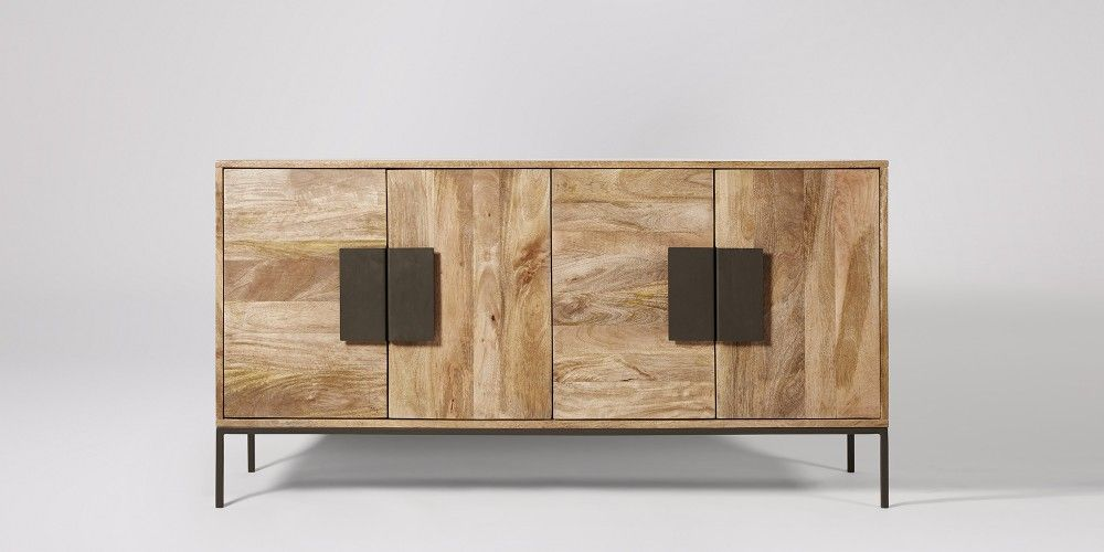 Banner in 2019 | Swoon | Wood charcoal, Sideboard, Swoon ...