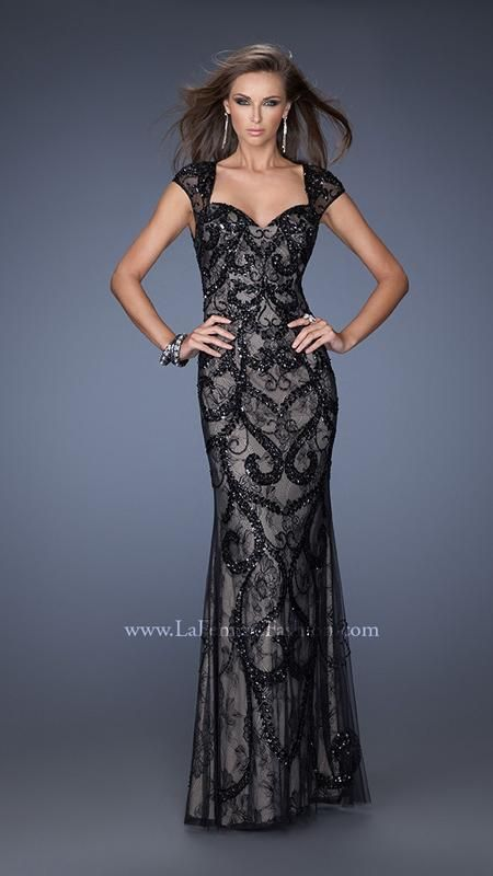 La Femme 2014 Style 19971 - Perfect for a Great Gatsby themed prom ...