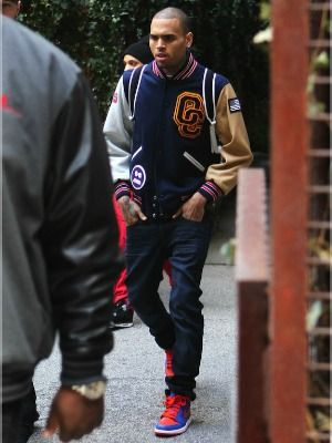 Chris Brown fashion | My Homies Still: Style Edition ...