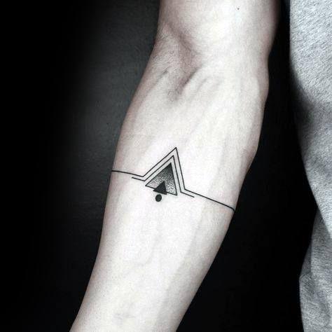 50 einfache Unterarm Tattoos für Jungs – Manly Ink Design-Ideen - Mann Stil | Tattoo