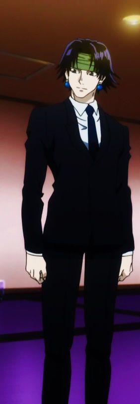 Chrollo Lucilfer Suit