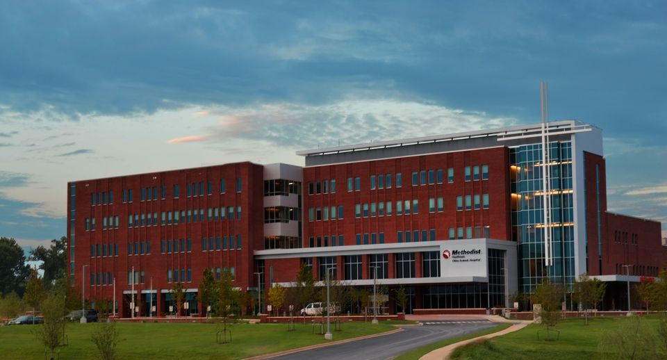 National hospital week spotlights leed health care