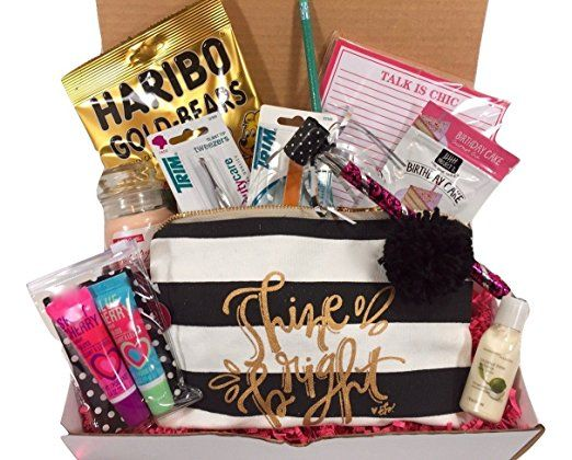 Complete Birthday Gifts Basket Box For Her Women Mom Aunt Sister Or Friend Unique