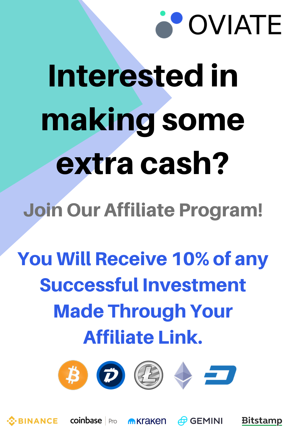 cryptocurrency investment affiliate programs