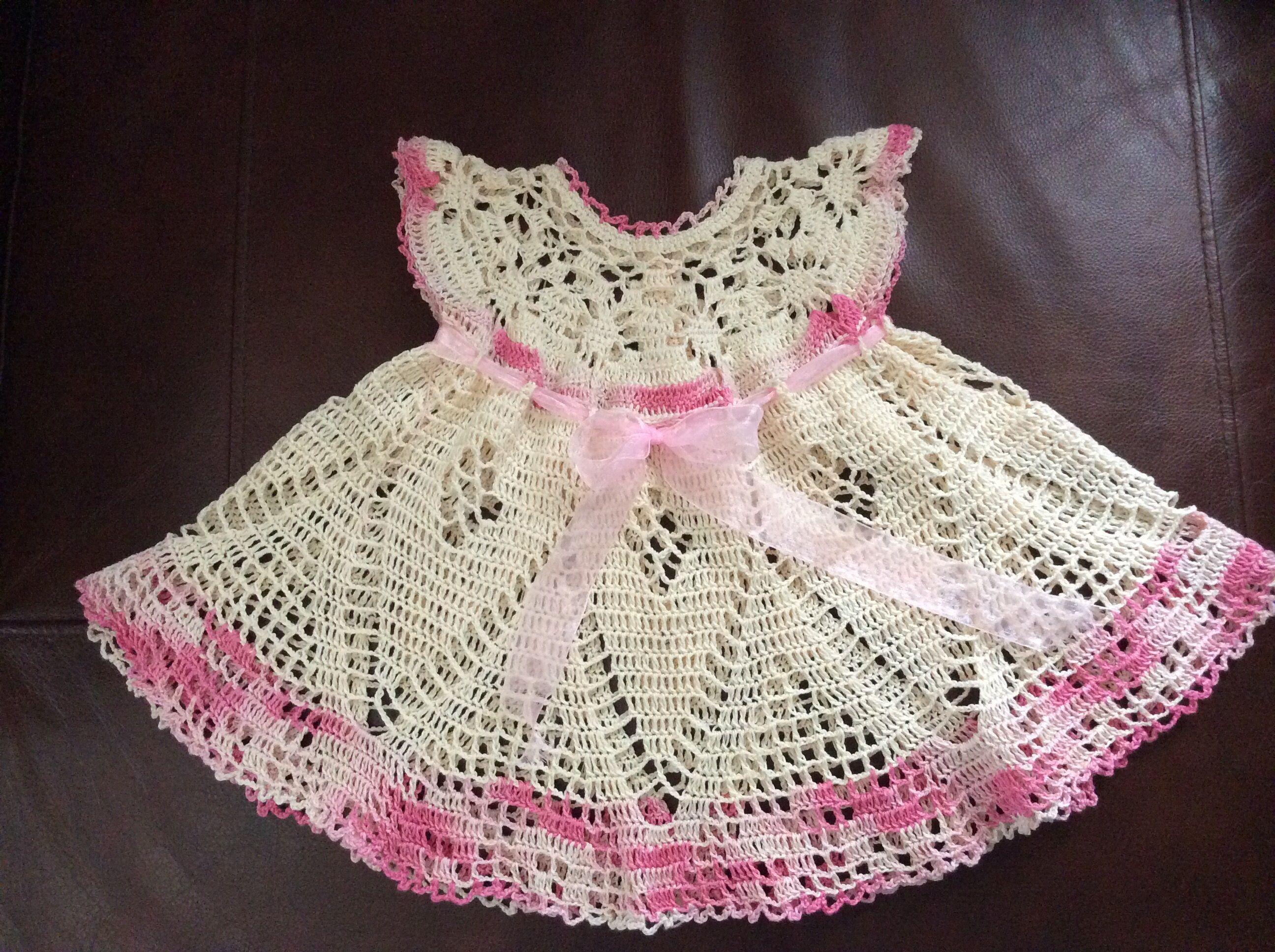 Pin de PatternsbyHalina@emporiumhouse en Crochet baby dresses ...