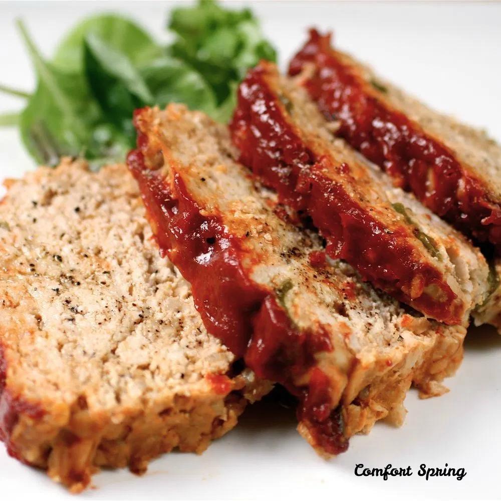 Turkey Veggie Meatloaf Recipe Turkey Meatloaf Recipes Paleo Turkey Meatloaf Turkey Meatloaf