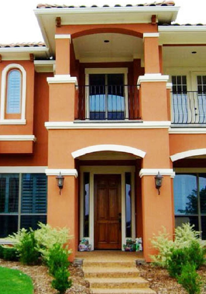 Russet Cream Exterior Paint Colors For House House Paint Exterior Best House Paint Colors