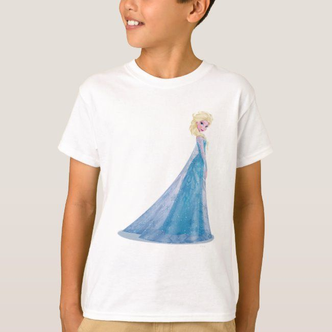 Side Profile Standing T-Shirt