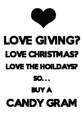 LOVE GIVING? LOVE CHRISTMAS? LOVE THE HOILDAYS? SO