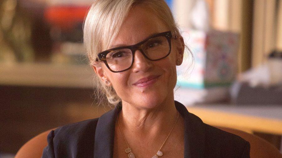 Dr Linda Martin L Lucifer Rachael Harris Rachel Harris Actresses