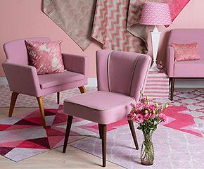 Decoração rosa & Outubro Rosa | Revista Westwing