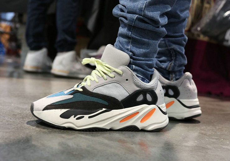 eBay #Sponsored Adidas Yeezy Boost 700 Wave Runner UK9 US9.5